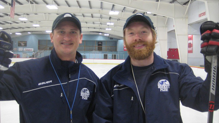 Coaches Ozzie and Joe
